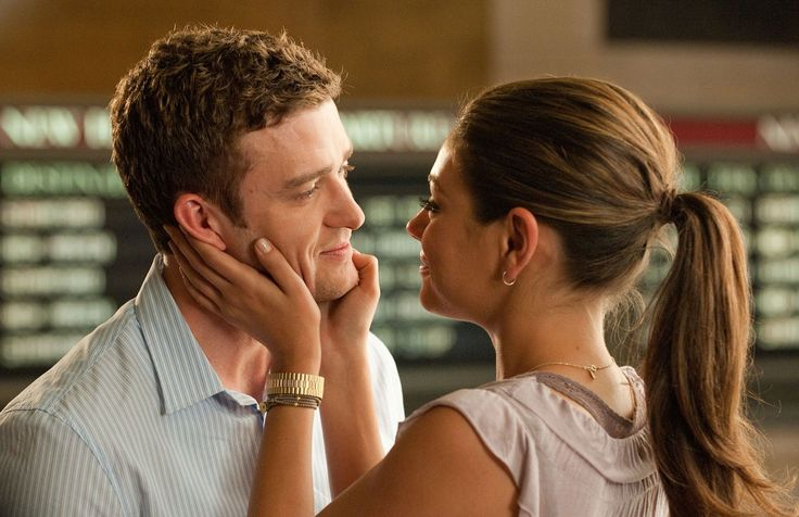 """""""It's not who you want to spend your Friday nights with, but who you want to spend all day Saturday with."""" - Friends With Benefits"""