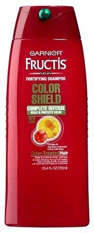 Garnier® Fructis® Color Shield Shampoo - 25.4 Fl Oz