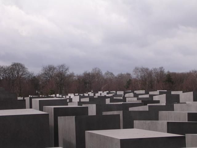 Don't Miss These 10 Must-See Sites in Berlin: Memorial to the Murdered Jews of Europe
