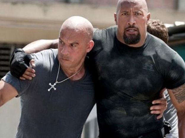 The Rock hilang sabar dengan Vin Diesel selalu datang lambat dan tak hormat orang   DI sebalik kerancakan pembikinan filem sekuel kelapan The Fast and The Furious sebuah akhbar melaporkan berlakunya episod tidak menyenangkan daripada lokasi filem itu.  Vin Diesel buat The Rock hilang sabar  Memetik laporan New York Post menyatakan kelakuan Vin Diesel sepanjang pembikinan filem itu telah menjadi punca kepada kemarahan rakan dalam filem itu Dwayne Johnson (The Rock).  Vin punya reputasi yang…