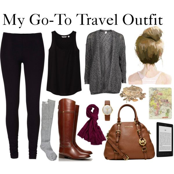 """""""Travel Essentials"""" by diamte on Polyvore"""