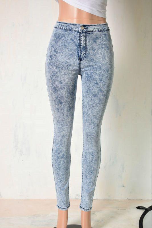 Мода старинные узкие брюки карандаш растягиваемые свободного покроя джинсы синие брюки Большой размер для женщин femininoкупить в магазине jeans wholesaleнаAliExpress