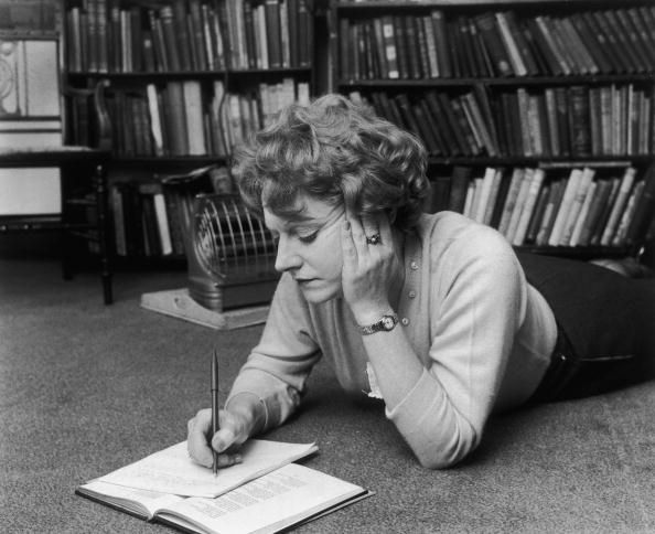 """""""The true novelist is one who understands the work as a continuous poem, is a myth-maker, and the wonder of the art resides in the endless different ways of telling a story.""""  ― Muriel Spark"""