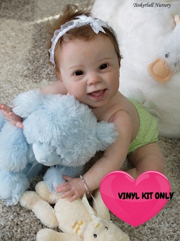 """KeNziE"" ToDDLeR DoLL KiT 25"" ~ REBORN DOLL SUPPLIES in Dolls & Bears, Dolls, Clothing & Accessories, Artist & Handmade Dolls, Reborn Dolls & Accessories, Reborn Supplies 