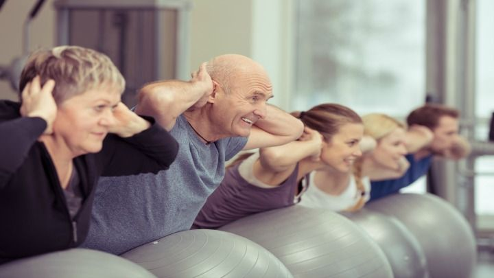 """The definitive answer to """"how much exercise is really enough?"""""""