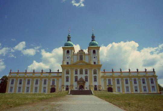 Svatý Kopeček, Olomouc, Czech Republic