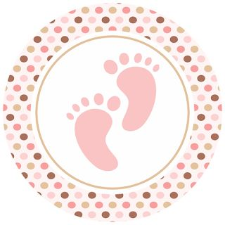 Kit Festa pronta para editar e imprimir ch� de beb�