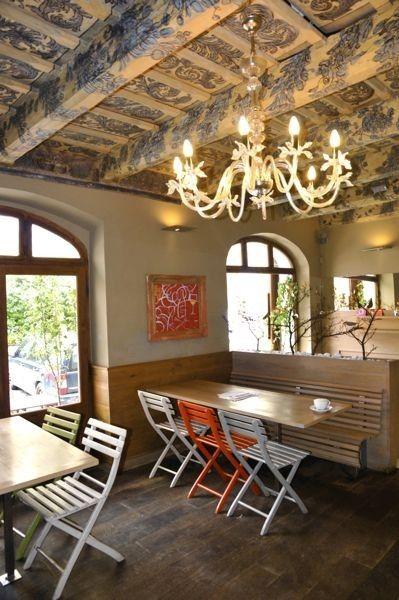Lovely Mala Strana cafe