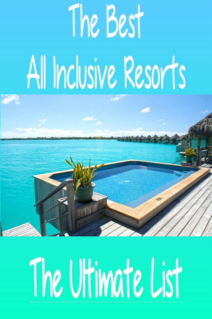 Best 25+ All Inclusive Vacations Ideas On Pinterest