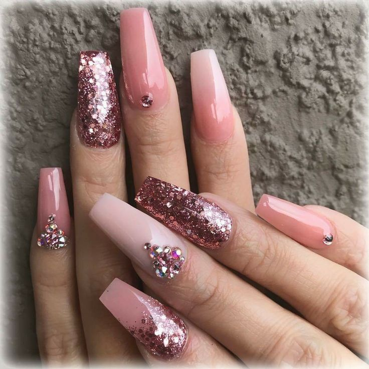 187 best Gradient Nails Art images on Pinterest | Hair dos ...