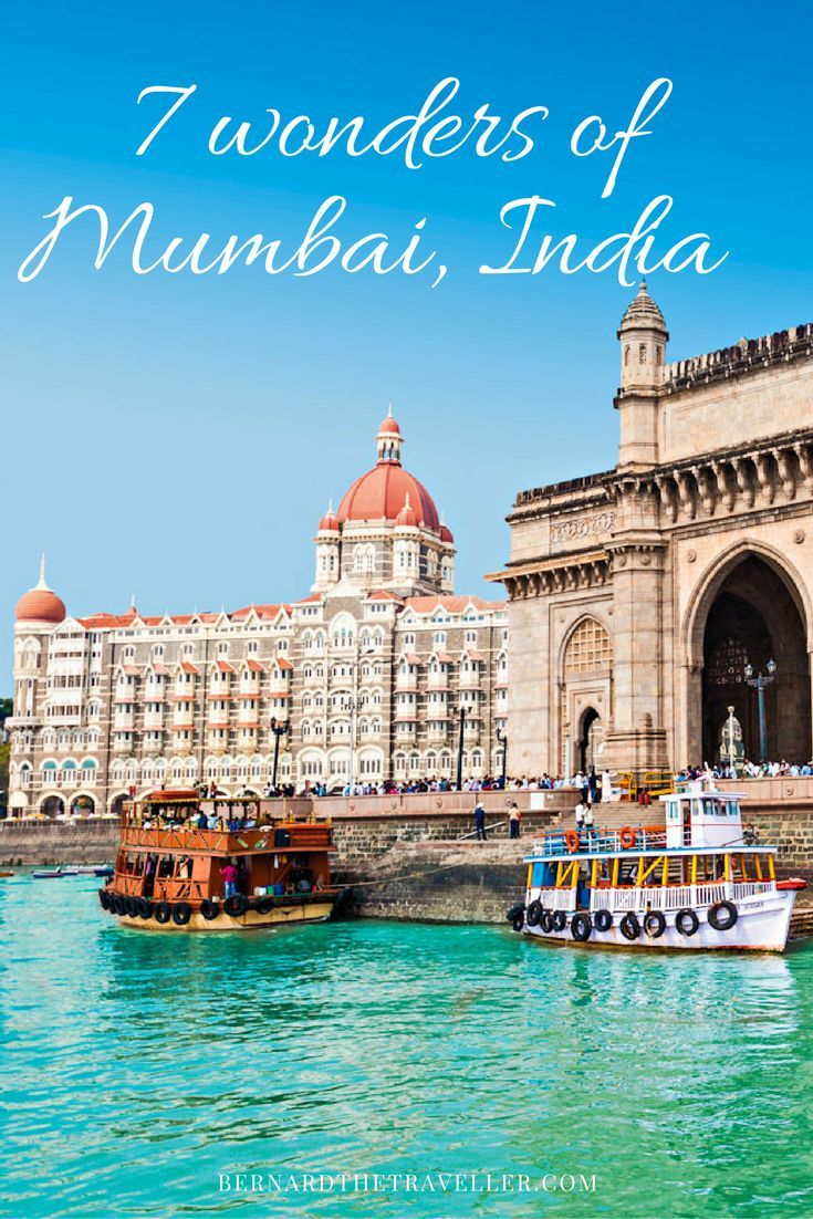 The 7 Wonders of Mumbai