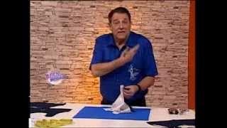 Hermenegildo Zampar - Bienvenidas TV - Explica cómo Embolsar Breteles.