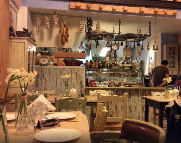 Akadimia Restaurant, Thessaloniki
