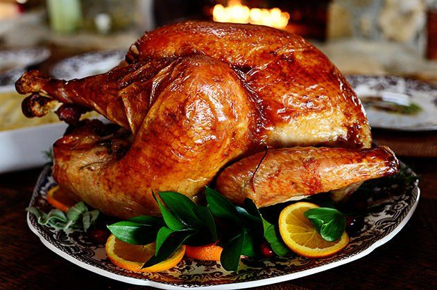 Thanksgiving Turkey - This went well. It cooked faster than I expected but was still tasty and the white meat didn't dry out unacceptably. Next time I'll check it every hour during the first long stretch, or maybe it's time for a digital thermometer with an alarm!