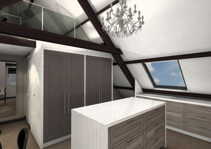 zolder slaapkamer ontwerpen - Google zoeken
