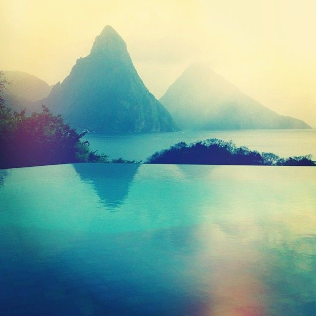 St. Lucia... seriously cant wait to get to warm weather again