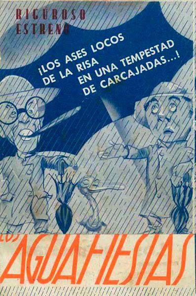 "Los aguafiestas (1935) ""The Rainmakers"" de Fred Guiol -  tt0026910"