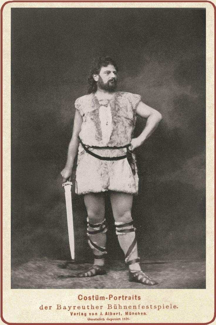 Georg Unger Siegfried 1876