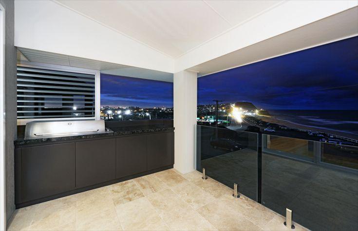 Merewether Beach House by Webber Architects (Newcastle AUS) #entertainingarea