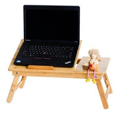 ZNL Portable Notebooktisch Laptoptisch Klapptisch Notebook Lapdesk BLD-05