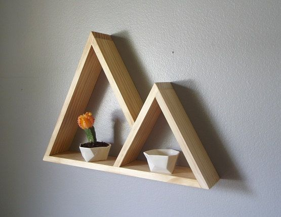 ▲▲▲ GEOMETRIC MOUNTAIN SHELF ▲▲▲ ▲ Whats different about a Geometricink shelf as appose to others available? When you buy from Geometricink you