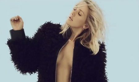 Ellie Goulding Latest Music Video Something In The Way You Move New English Songs 2016
