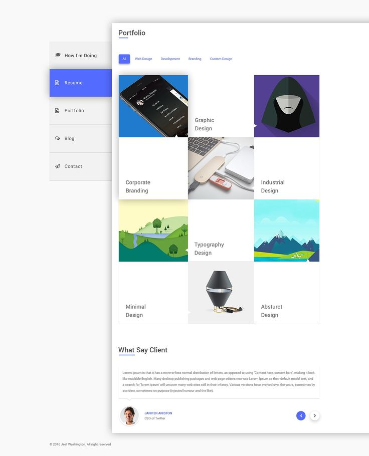 Material CV / Resume by moinkhanuy on @creativemarket