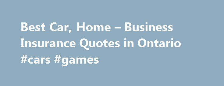Awesome Business Loans: Best Car, Home – Business Insurance Quotes in Ontario #cars #games spain.remmo...  Spain Finance Check more at http://creditcardprocessing.top/blog/review/business-loans-best-car-home-business-insurance-quotes-in-ontario-cars-games-spain-remmo-spain-finance/