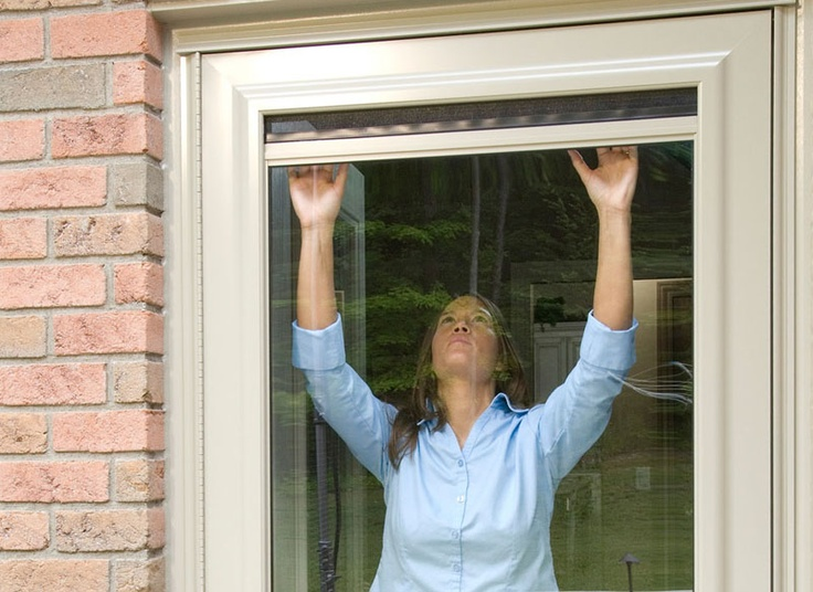 18 best images about storm doors on pinterest andersen for Rolling screen door replacement