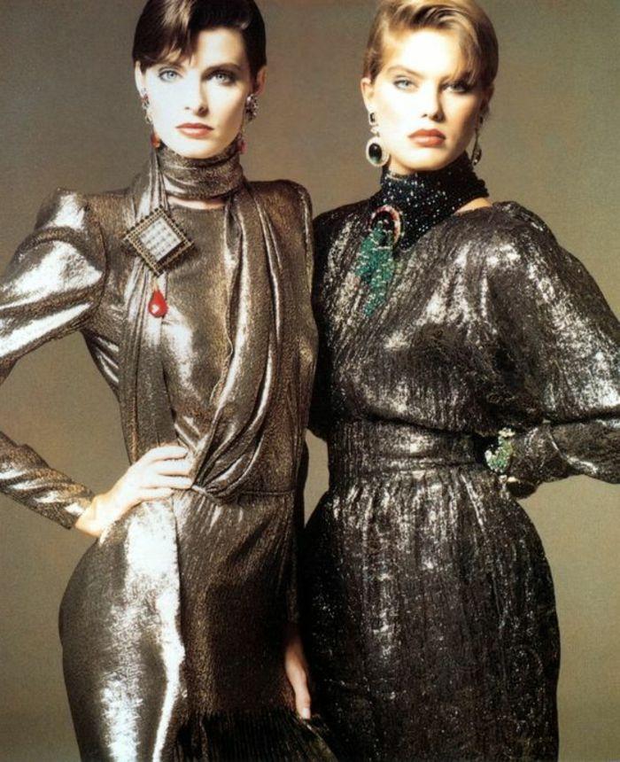 Abiti Eleganti Anni 80.Idee Di 80 Di Vestiti Anni 80 Davvero Sorprendenti Moda Anni