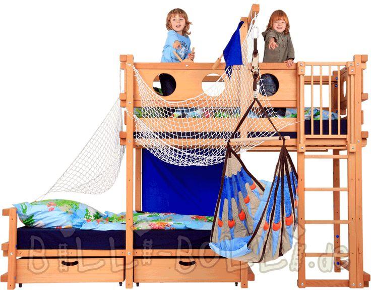 die besten 25 loft etagenbetten ideen auf pinterest kinder etagenbetten etagenbett pl ne und. Black Bedroom Furniture Sets. Home Design Ideas