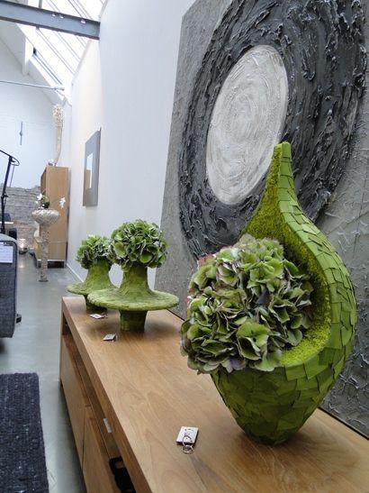 Pim van den Akker i wystawa jego prac | ForumKwiatowe.pl - Florystyka to nasza pasja!