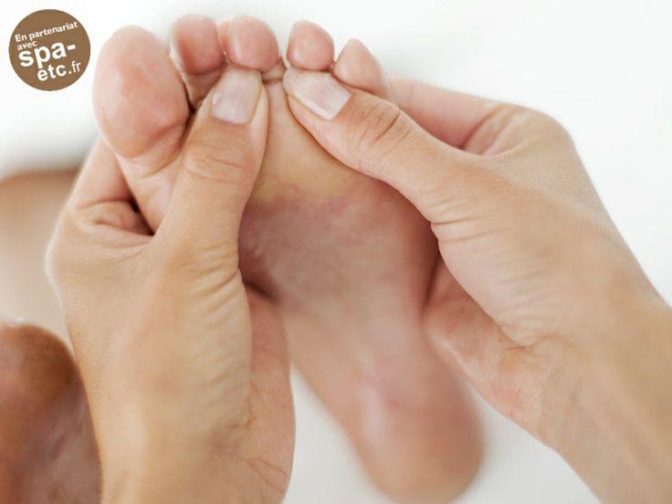 #Réflexologie des #pieds des #mains ou des #oreilles sur les #méridiens énergétiques #Equilibre énergétique #apaisement #bien-être  #spa-etc.fr X grazia.fr