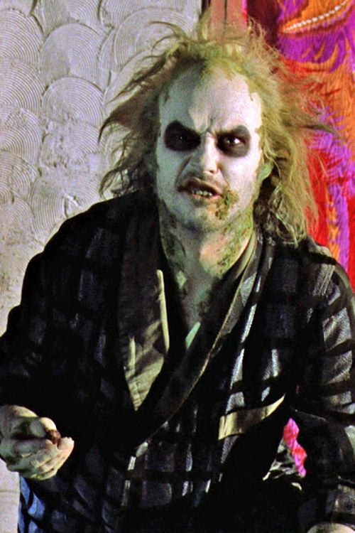 Michael Keaton in Beetlejuice (1988)
