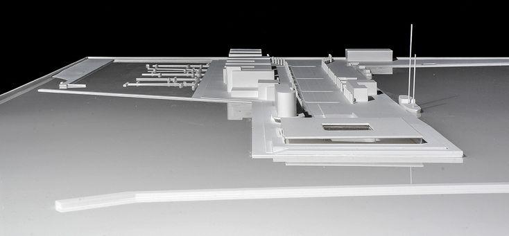 NEW AQUARIUM IN GDYNIA CONCEPT, concept model, project: mikolai adamus