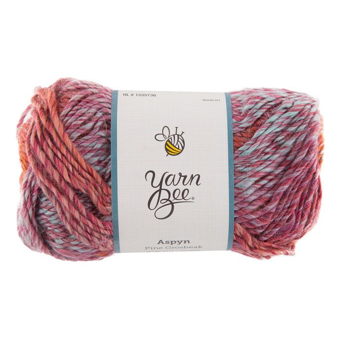 Pine Grosbeak Yarn Bee Aspyn Yarn