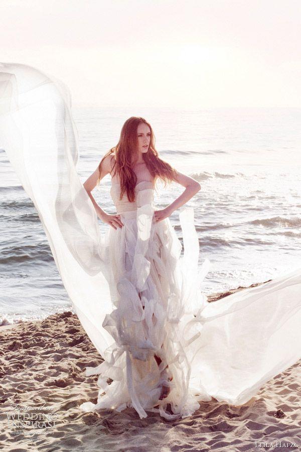 Leila Hafzi Wedding Dresses 2013 | Wedding Inspirasi