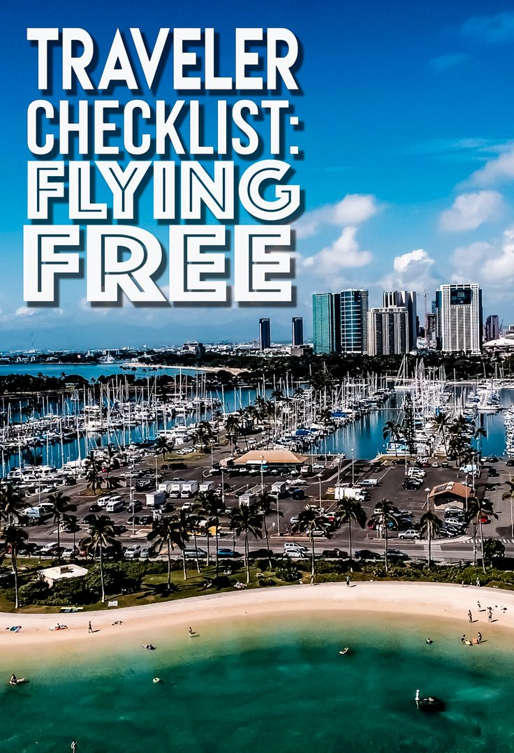 In this installment of Traveler's Checklist, Wanderlust Duo shares how you could be flying free, instead of paying for expensive airline tickets.