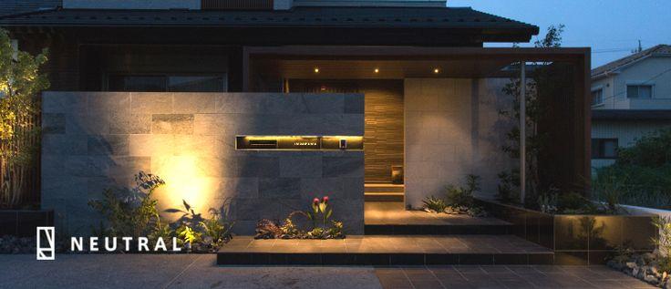 プラスGで建物と敷地のバランスを最適化したエクステリア施工例