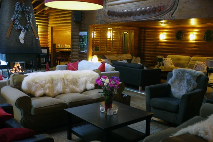 Pinetrees Lodge Log Cabin - great place to spend a few days away from it all