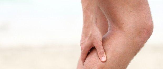 douleur au mollet due à une déchirure ou un claquage musculaire