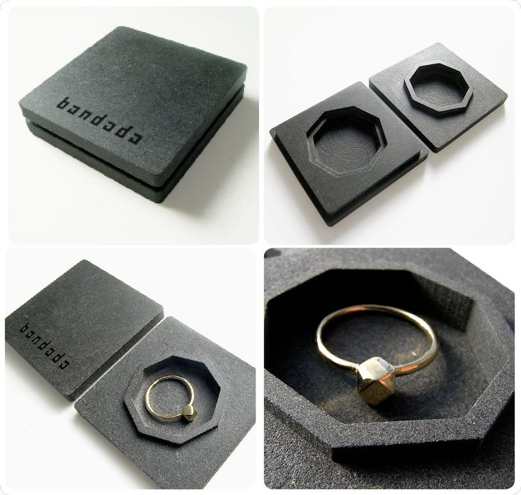 Bandada. Jewelry and small object series.: Empaques / Packaging
