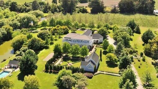 The Marlborough lodge wedding venue nz