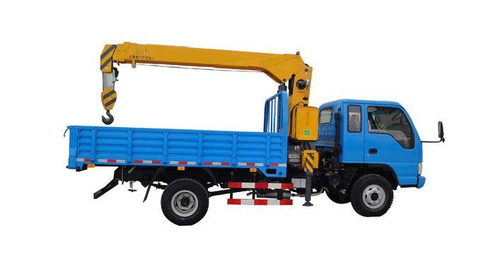 Truck Mounted Crane Manufacturers