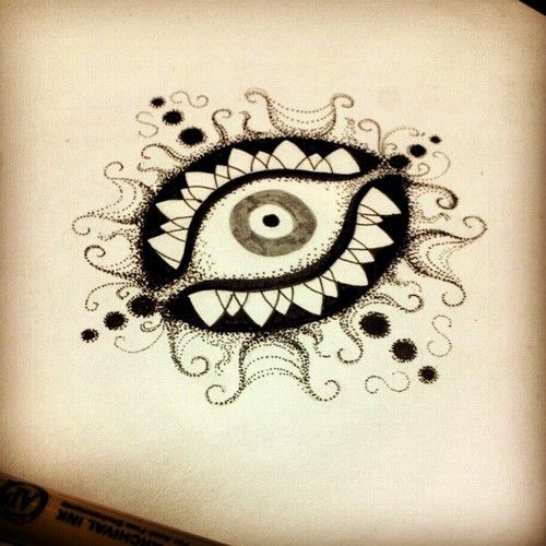 37 best Evil Eye Protection Symbol Tattoo images on ...