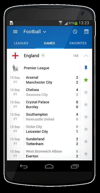 LiveScore Football - SofaScore.com