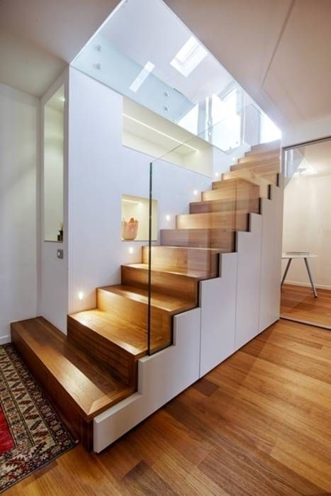 7 best Escadas porcelanato images on Pinterest Staircases - wohnideen small corridor