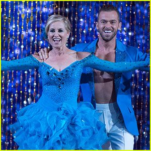 """Dancing with the Stars Elimination: Maureen McCormick and Artem Chigvintsev Eliminated in """"Eras Night"""""""