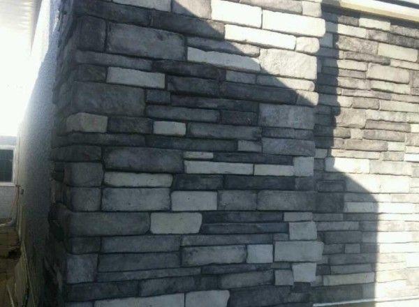 Stacked Ledge Stone (Color: Glacier)