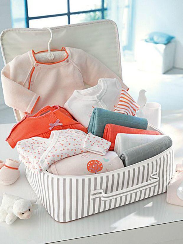 Qué llevar en la maleta para dar a luz en el hospital. #embarazada #parto #maletaparaelparto #unamamanovata ❤ www.unamamanovata.com ❤